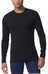 Icebreaker Anatomica LS Crewe Men Black/Monsoon